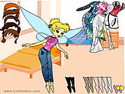 Tinkerbell Dress up 7