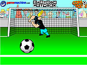 Johnny Bravo In Bravo Goalie