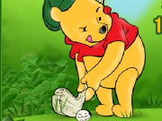 Whinnie The Pooh Golf