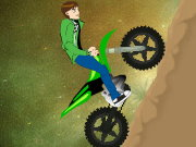 Ultimate Ben 10 Motocross