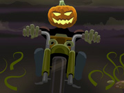 Pumpkin Head Rider