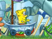 Spongebob Bathtime Burnout