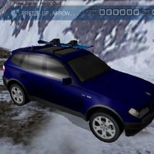 bmw x3 adventure game online free
