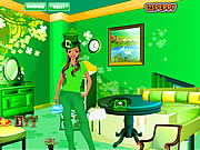 St. Patricks Day Room Decor