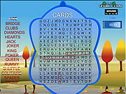 Word Search Gameplay 4 - Cards