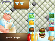 The Great Burger Builder