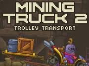Mining Truck 2 Game