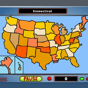 Us Map Puzzle Addicting Games - Us map game addicting games