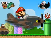 Mario Airship Battle